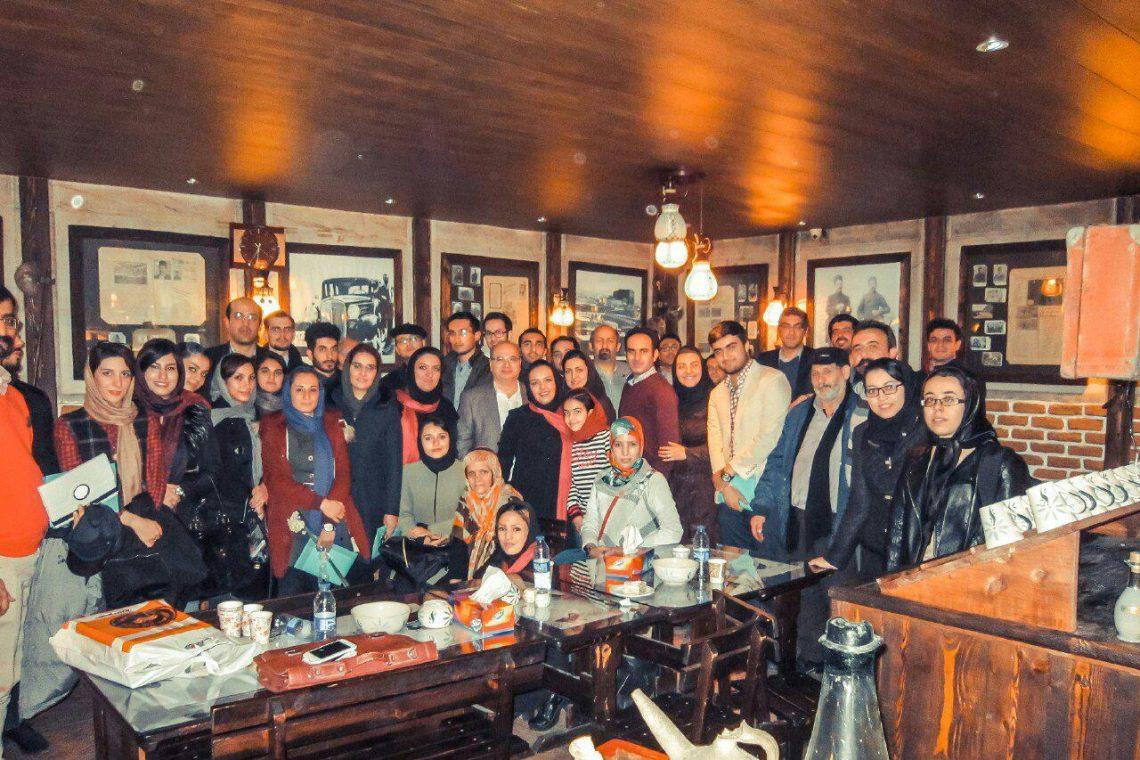 گزارش برگزاری دومین رویداد گپ کارآفرینی